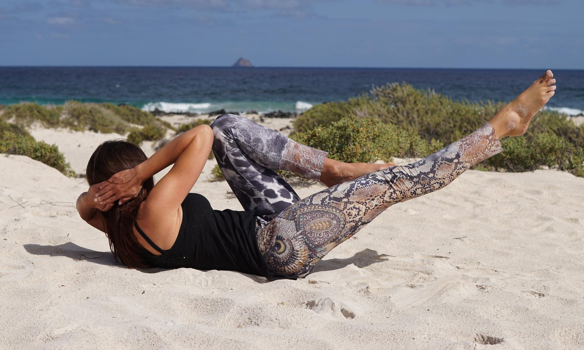 Pilates Lanzarote Strand - Studio of movement - Bettina Strauss